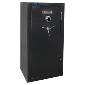 24 Gun Executive Safe, Combination Dial, Climate Monitor