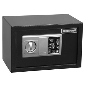 Digital Steel Security Safe - DOJ Approved Firearms Security Device