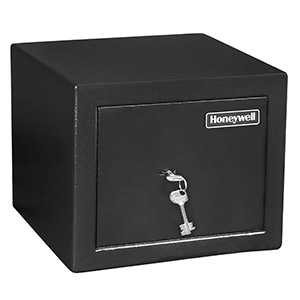 Steel Security Safe with Key Lock
